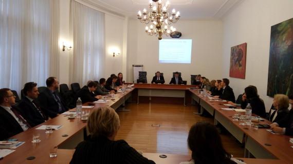 Održana treća sjednica Stručnog vijeća financijskih institucija HGK