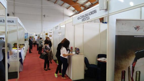 Gospodarstvenici s područja Virovitičko-podravske županije na 15. međunarodnom sajmu turizma i ekologije u Lukavcu