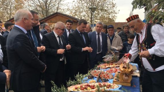 Šibensko-kninska županija predstavila svoje gospodarstvo na 20. Obrtničkom i gospodarskom sajamu Koprivničko-križevačke županije