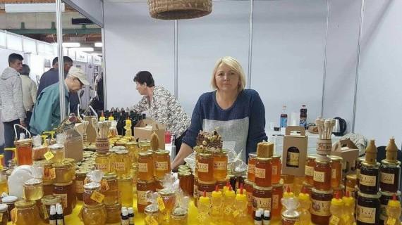 Izlagači s područja Virovitičko-podravske županije na 20. Osječkom jesenskom sajmu