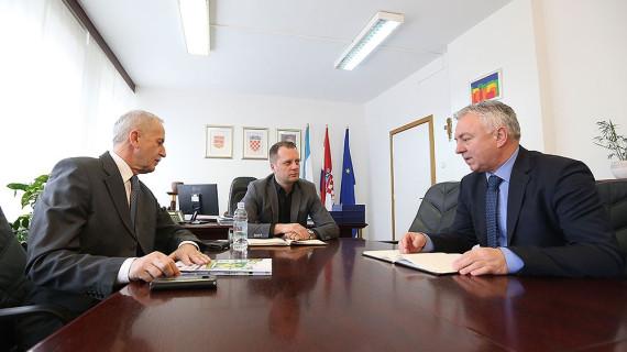 Župan Virovitičko-podravske županije Igor Andrović: Odlična suradnja s HGK - Županijskom komorom Virovitica
