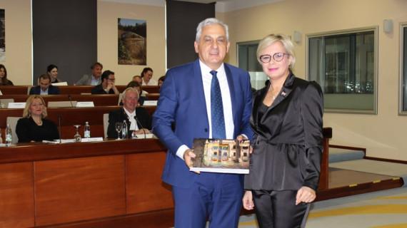 Potpredsjenica Mirjana Čagalj na konferenciji u Mostaru