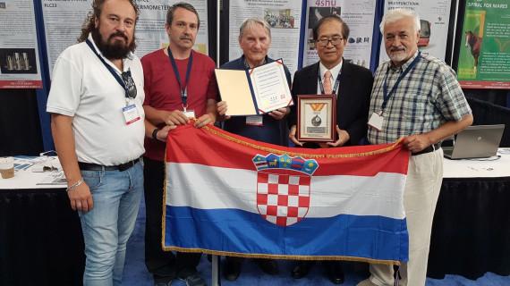 Hrvatski inovatori zlatni u SAD-u