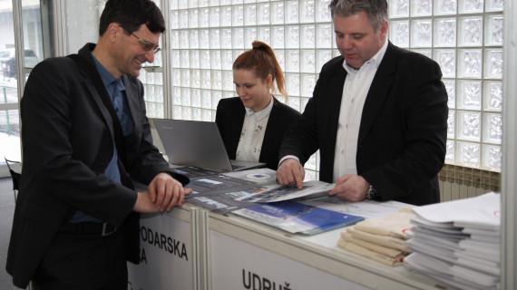 Zajednički nastup nautičkog sektora Primorsko-goranske županije na 28. zagrebačkom sajmu Nautika