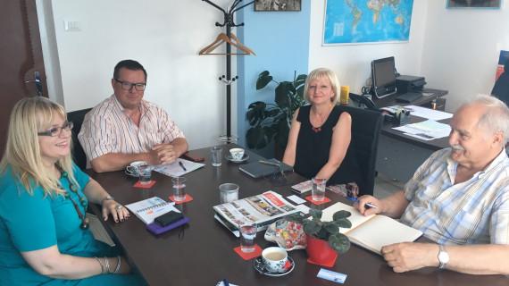 Mobilni tim HGK ŽK Rijeka posjetio tvrtku Jadrošped d. o. o.