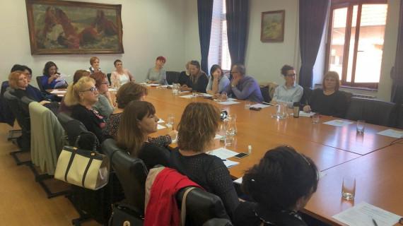 U ŽK Sisak održana radionica o javnoj nabavi