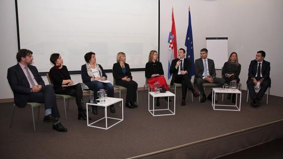 Ruralni razvoj, pomorstvo i ribarstvo te poduzetništvo područja s najboljim ESI-programima u Hrvatskoj
