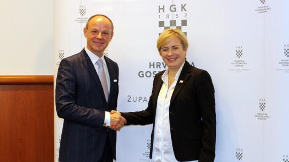 Joze Tomaš izabran za novog predsjednika HGK – Županijske komore Split