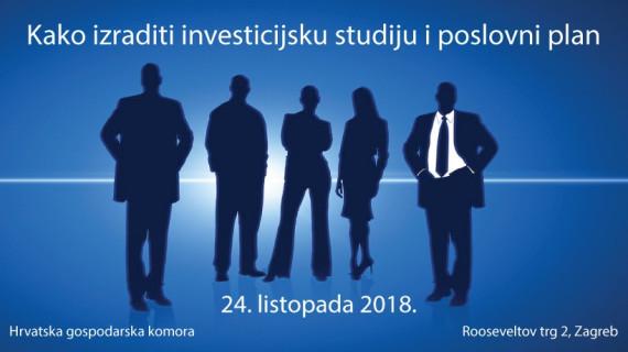 Kako izraditi investicijsku studiju i poslovni plan
