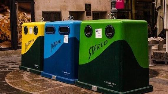 Radionica u ŽK Osijek o nabavi spremnika za odvojeno prikupljanje komunalnog otpada