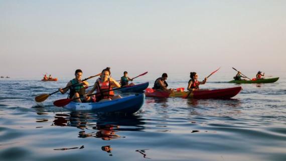 Obuka vodiča morskog kajakarenja u Dubrovniku