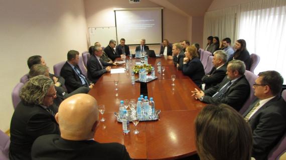 Sjednica Gospodarskog vijeća ŽK Koprivnica