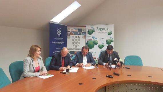 ŽK Krapina s Krapinsko-zagorskom županijom potpisala ugovor o sufinanciranju promocije gospodarstvenika u 2017. godini