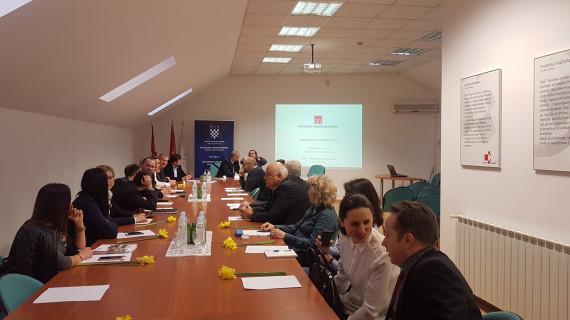 U ŽK Krapina prezentirana Strategija uvođenja eura u RH