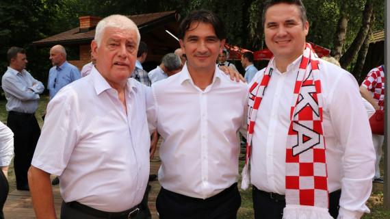 Izbornik Dalić se susreo s poduzetnicima Koprivničko-križevačke županije