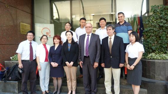 Poslovna konferencija s predstavnicima kineskoga grada Hangzhoua