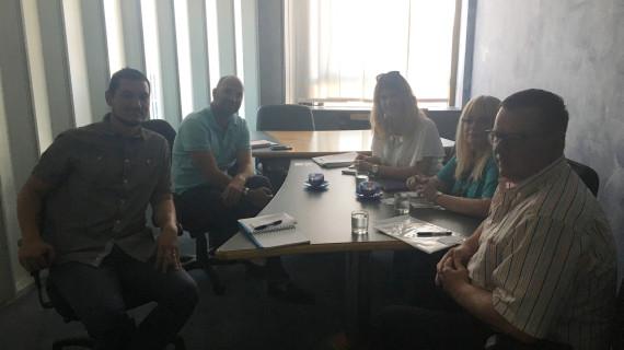Mobilni tim HGK ŽK Rijeka posjetio tvrtku Liburnia pomorska agencija d. o. o.