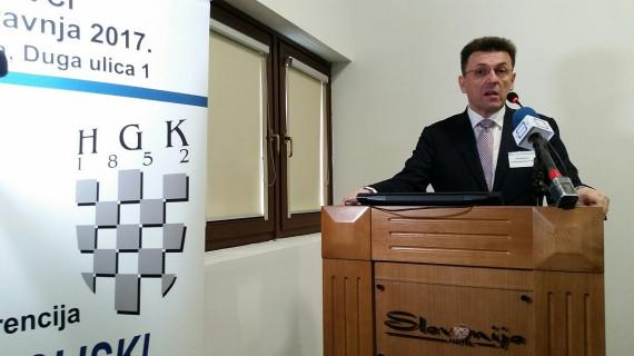 Konferencija Investicijski potencijal Istočne Slavonije - ministrica Žalac: Moramo ukloniti poteškoće i iskoristiti sredstva koja imamo