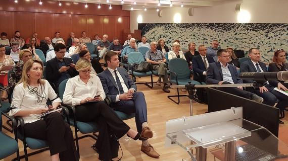 Predstavljena knjiga Zlatka Milanovića i Dinka Sinčića: Mehanička obrada čvrstog otpada