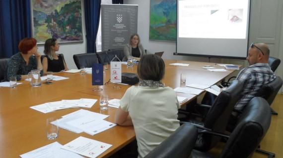 U ŽK Sisak predstavljen natječaj Programa ruralnog razvoja – tip operacije 6.3.1. Potpora razvoju malih poljoprivrednih gospodarstava