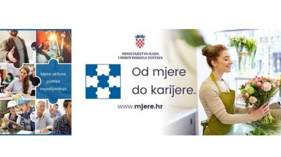 Predstavljanje mjera aktivne politike zapošljavanja u ŽK Osijek
