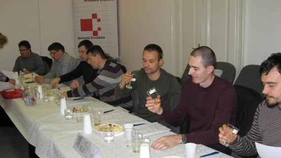 Proglašenje rezultata XIII. edukacijskog natjecanja u kvaliteti voćnih rakija i likera