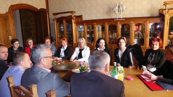 Izaslanstvo Vukovarsko-srijemske županije posjetilo predstavništvo u Bruxellesu