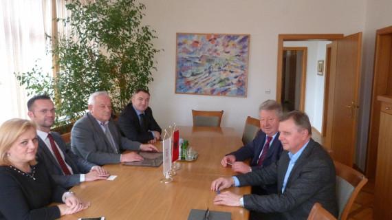 Veleposlanik Republike Kosovo u Županijskoj komori Varaždin
