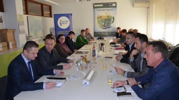 Održana treća sjednica Partnerskog vijeća Sisačko-moslavačke županije