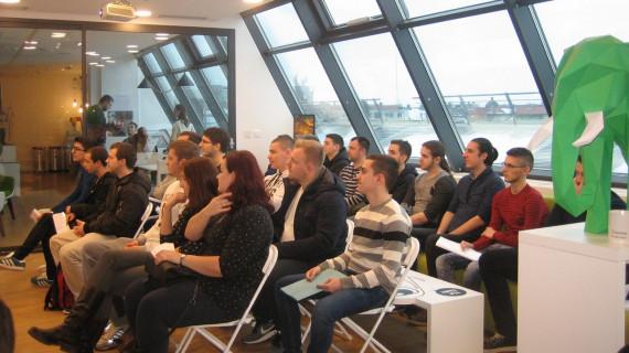 Sastanak s polaznicima PHP Akademije