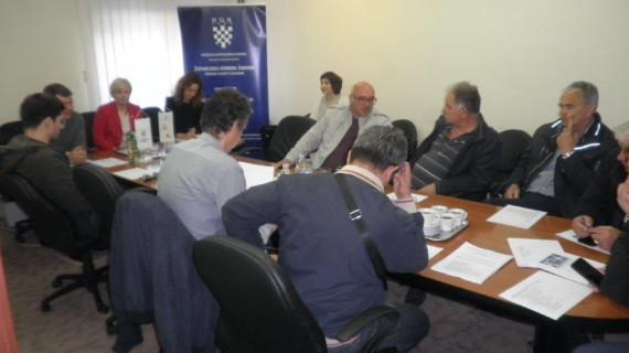 U ŽK Šibenik osnovana Strukovna grupacija graditeljstva Šibensko-kninske županije