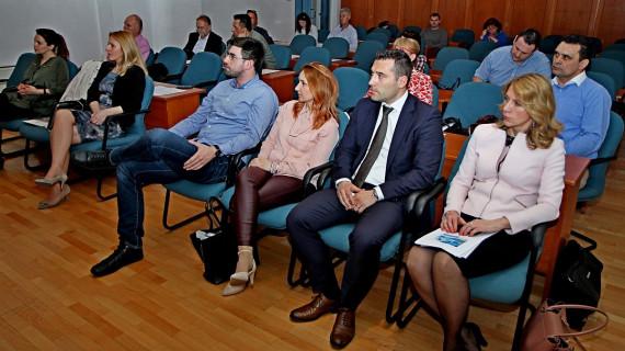 Održana edukacija o povećanju konkurentnosti tekstilne i kožarskoprerađivačke industrije u globalnim lancima vrijednosti