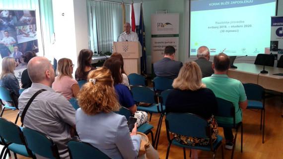 Održana početna konferencija projekta Korak bliže zaposlenju