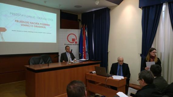 U ŽK Rijeka predstavljen Prijedlog nacrta Posebnih uzanci u građenju (PUG)