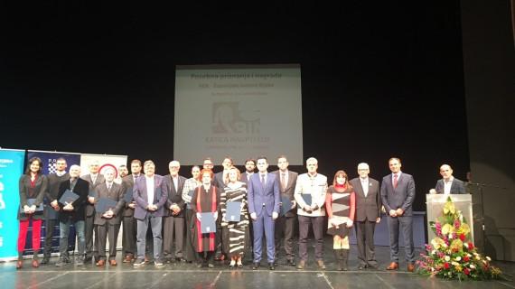 Svečanost dodjele nagrada i priznanja HGK – ŽK Rijeka