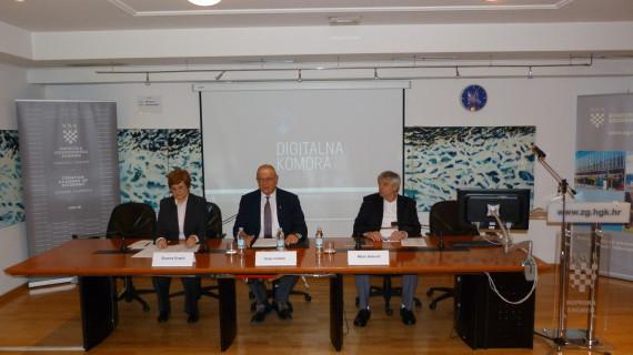 Održana proširena sjednica Gospodarskog vijeća Komore Zagreb