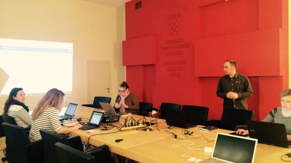 ŽK Pula: Održane radionice o poslovanju s online kanalima prodaje