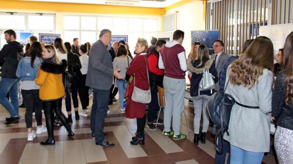 Sajam poslova u Mostaru: ŽK Split povezala dalmatinske poslodavce s mostarskim studentima