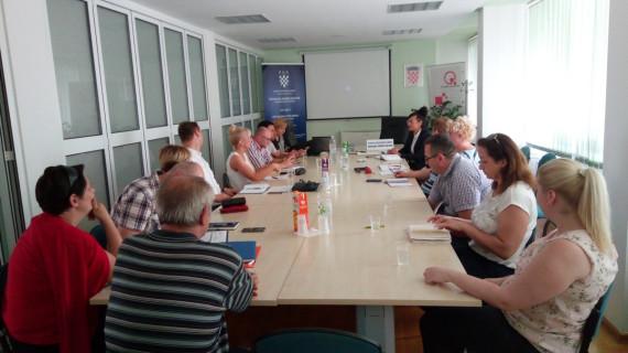 Poslovni savjetnici i projektni menadžeri ŽK Bjelovar ponudili predstavnicima lokalne samouprave mogućnosti suradnje