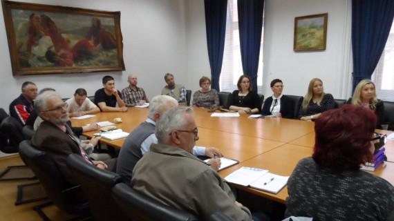 Savjetovanje u ŽK Sisak za poljoprivrednike o upravljanju rizicima i mogućnostima financiranja proizvodnje i investicija