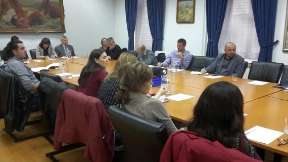 U ŽK Sisak održana radionica za poduzetnike Sedam koraka do kredita