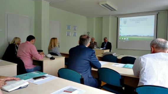 Sjednica Strukovne grupacije metaloprerađivačke industrije Županijske komore Bjelovar