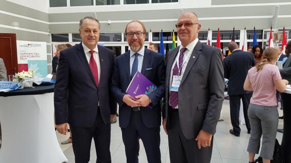 U Kijevu održan Forum regionalnih i gradskih komora Središnje i Istočne Europe