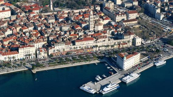 Akcija Kupujmo hrvatsko u svibnju u Splitu