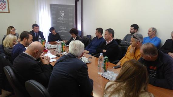 Održana 2. sjednica Gospodarskog vijeća ŽK Šibenik