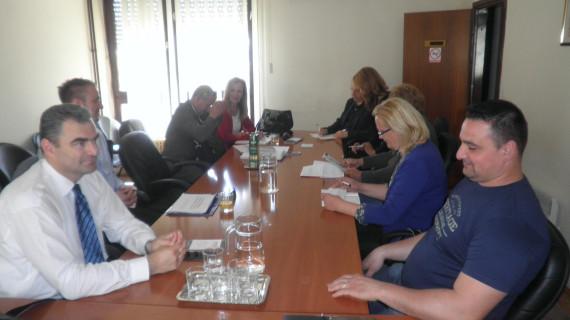 U ŽK Šibenik održana radionica Primjena Zakona o osiguranju potraživaja radnika u slučaju stečaja poslodavca