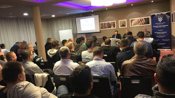 U Dubrovniku održana Konferencija Nove generacije tahografa i EU – istine i zablude