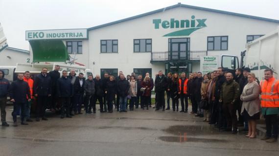 HGK organizirala studijsko putovanje komunalnih tvrtki po domaćim tvornicama komunalne opreme