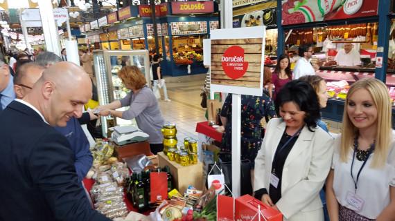 U Mađarskoj održan prvi međunarodni Doručak s hrvatskih farmi