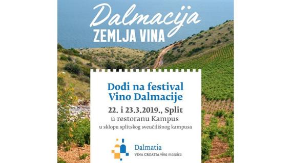 Festival Vino Dalmacije 2019. u Splitu